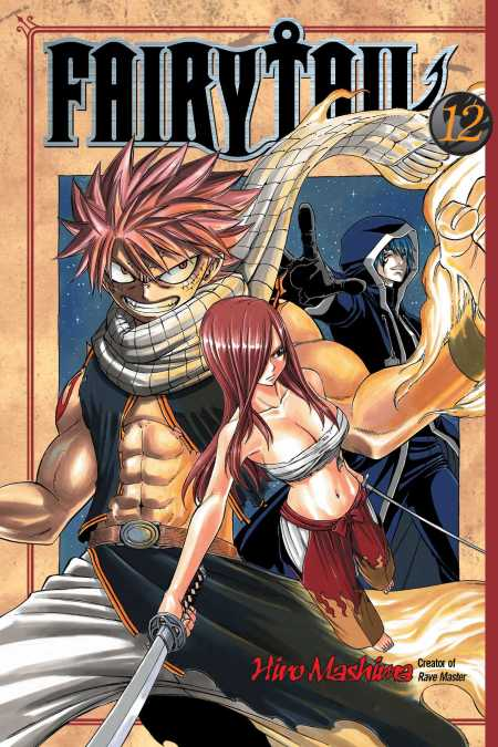 Fairy Tail Volume 12 The Doomsday Weapon