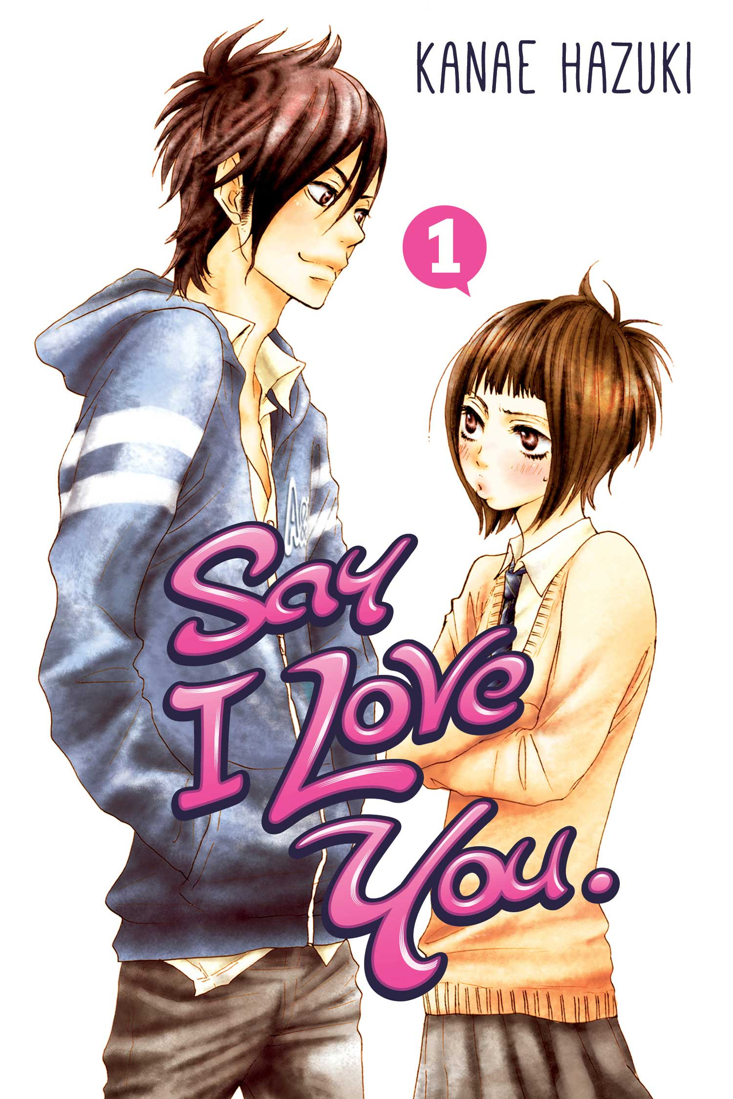 Say I Love You Volume 1 For Only 99