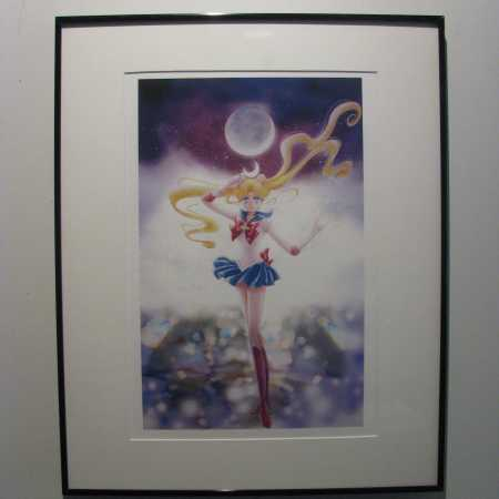 Pretty Guardian Sailor Moon, Naoko Takeuchi, kanzen-ban cover / volume 1