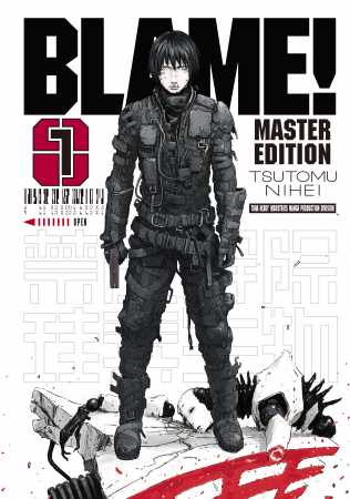 BLAME! cover