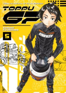 cover for Toppu GP, 5