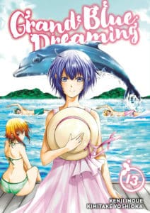 cover for Grand Blue Dreaming, 13