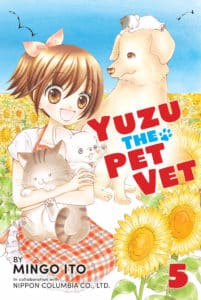 cover for Yuzu the Pet Vet, 5