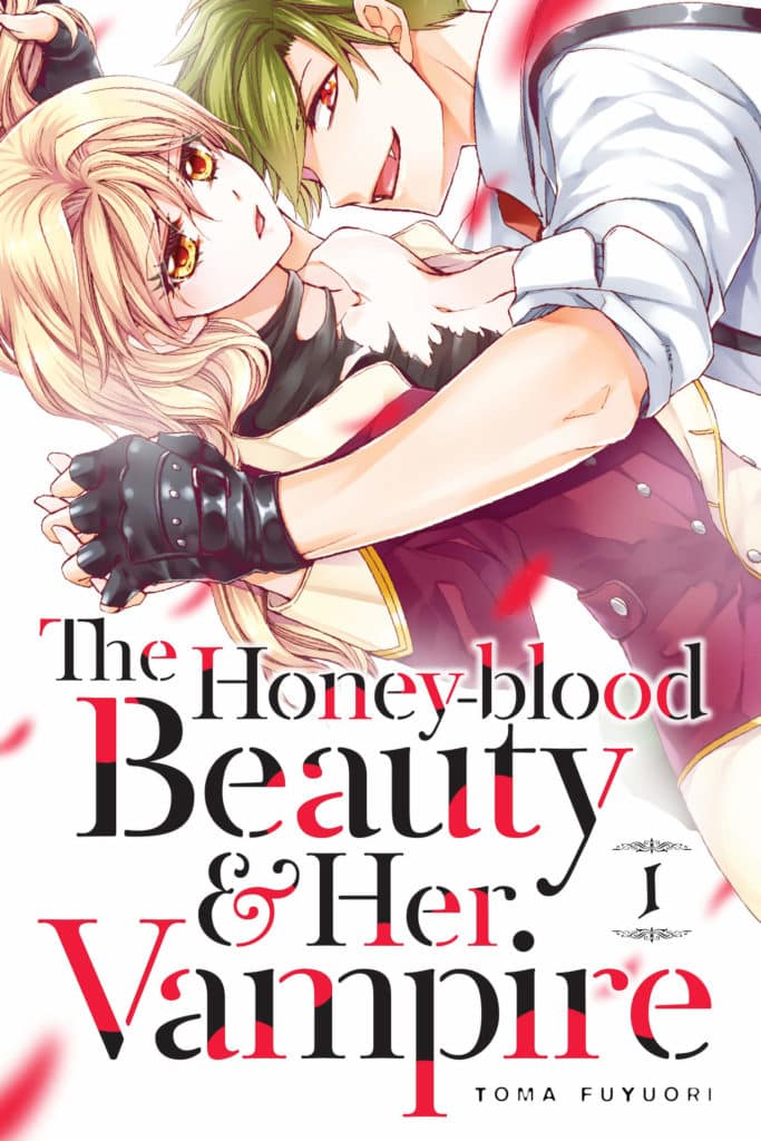 cover for The Honey-blood Beauty & Her Vampire, 1