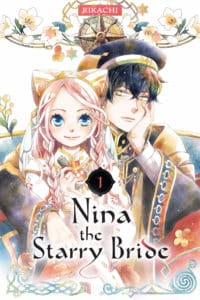 cover for Nina the Starry Bride, 1