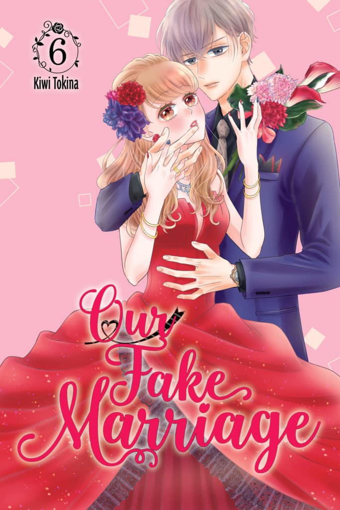 cover for Our Fake Marriage, 6