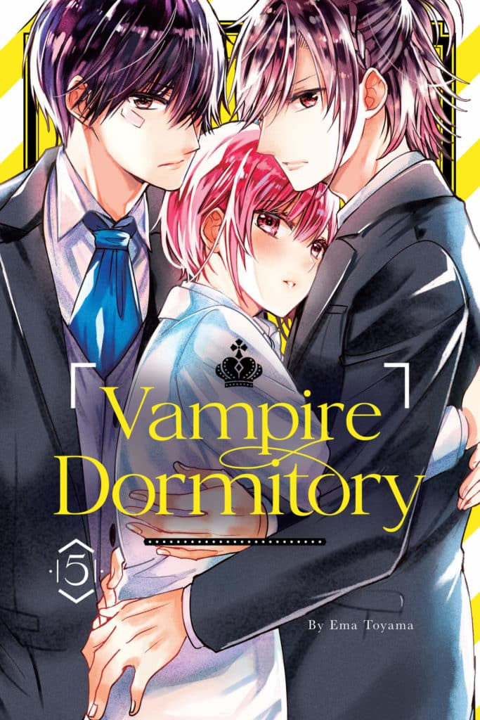 cover for Vampire Dormitory, 5
