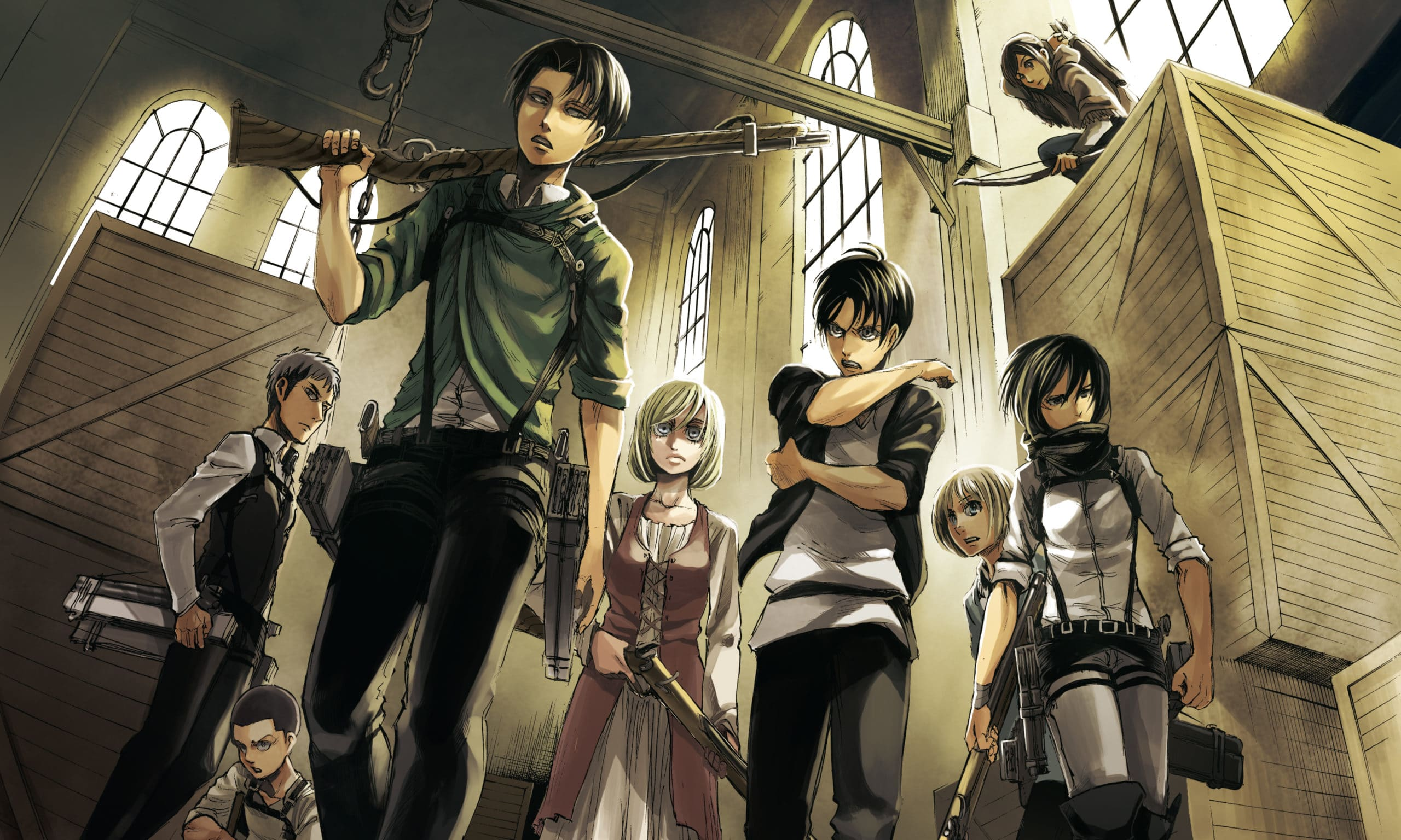 Read up to Attack on Titan volume 22 FREE