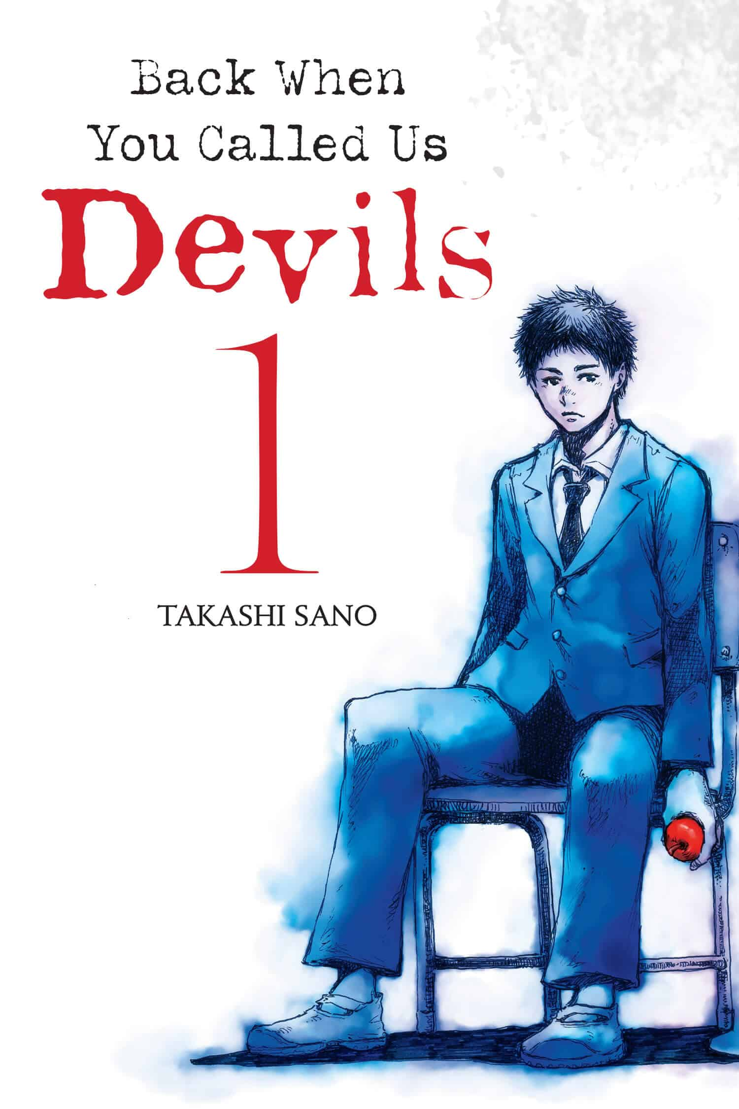 cover for Back When You Called Us Devils, 1