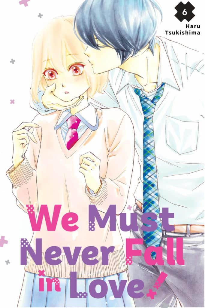 cover for We Must Never Fall in Love!, 6