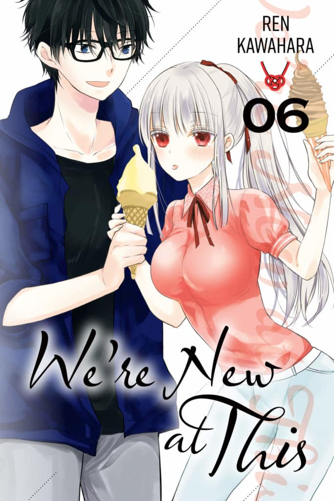 cover for We're New at This, 6