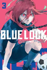 cover for Blue Lock, 3
