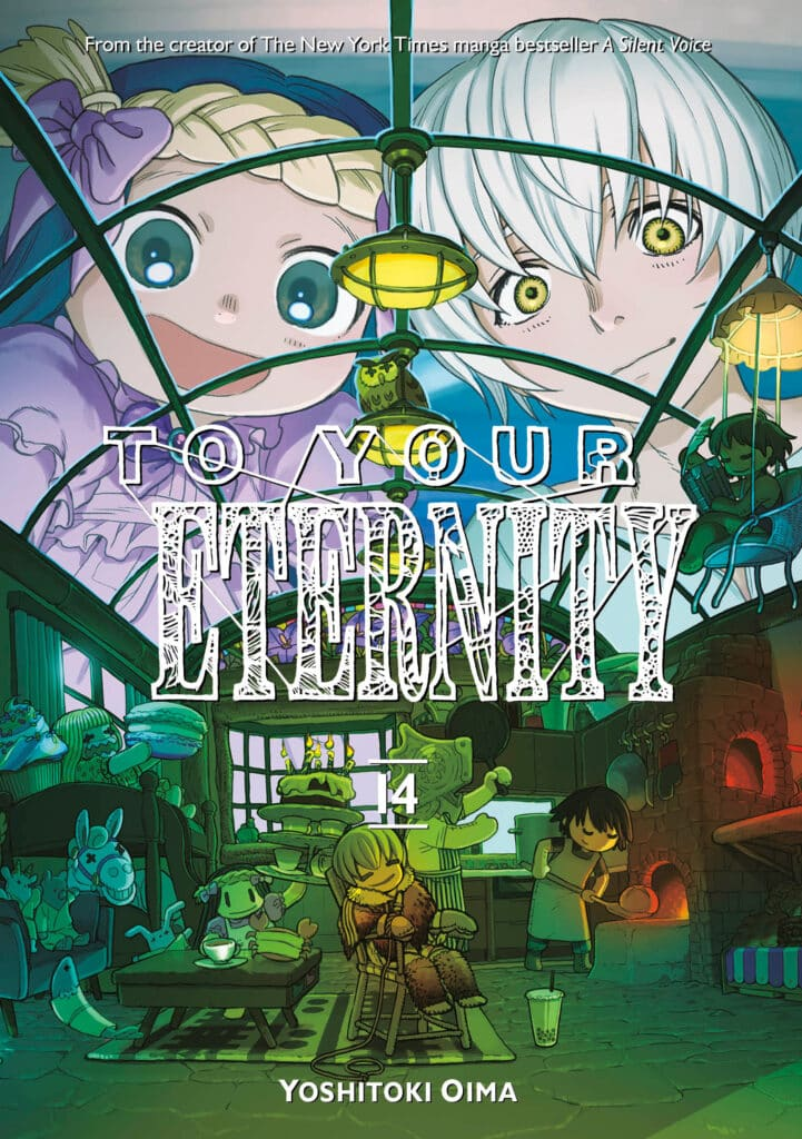 cover for To Your Eternity, 14
