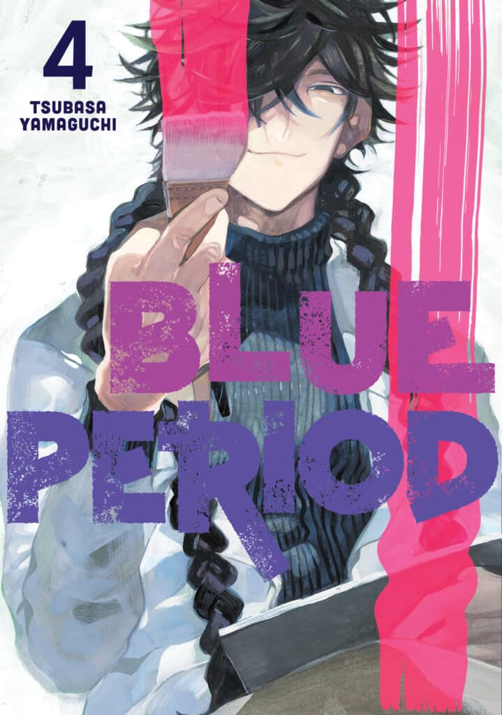 cover for Blue Period, 4