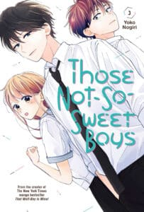 cover for Those Not-So-Sweet Boys, 3