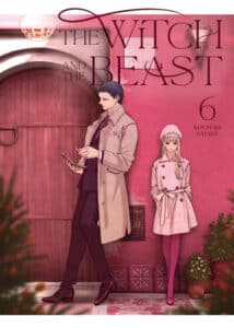 cover for The Witch and the Beast, 6