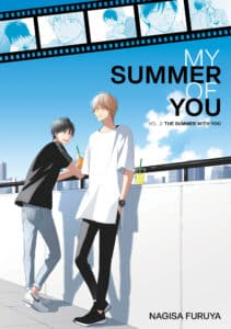 cover for The Summer With You (My Summer of You Vol., 2)