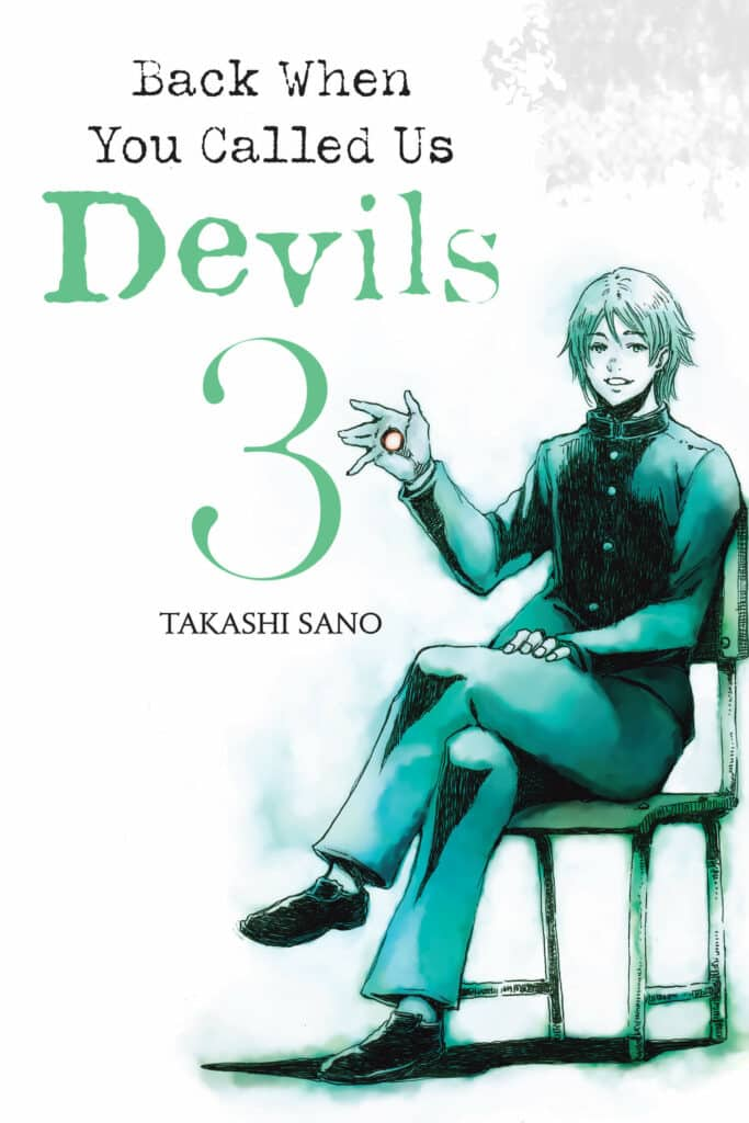 Cover for Back When You Called Us Devils, Volume 3