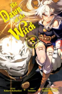 Cover for The Dawn of the Witch, Volume 3