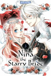 cover for Nina the Starry Bride, 3