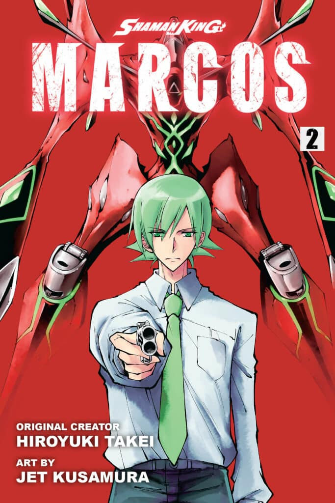 Cover for Shaman King: Marcos, Volume 2