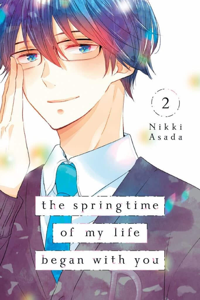 cover for The Springtime of My Life Began with You, 2