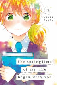 Cover for The Springtime of My Life Began with You, Volume 3