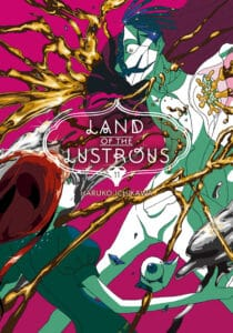 cover for Land of the Lustrous, 11