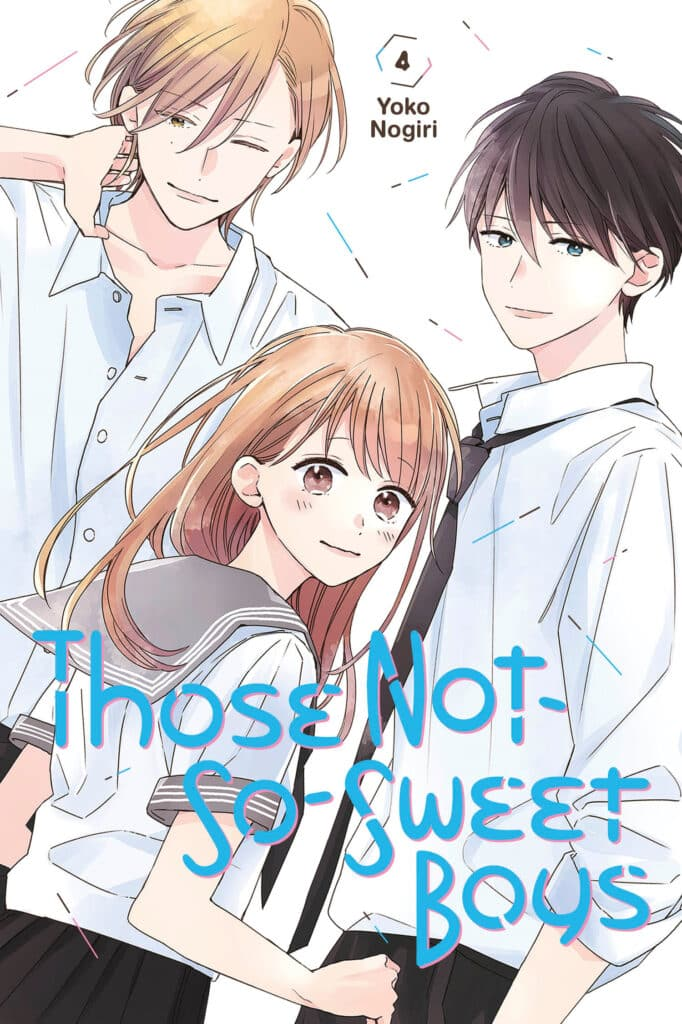 cover for Those Not-So-Sweet Boys, 4