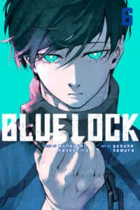 cover for Blue Lock, 6