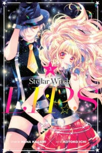 cover for Stellar Witch, 3