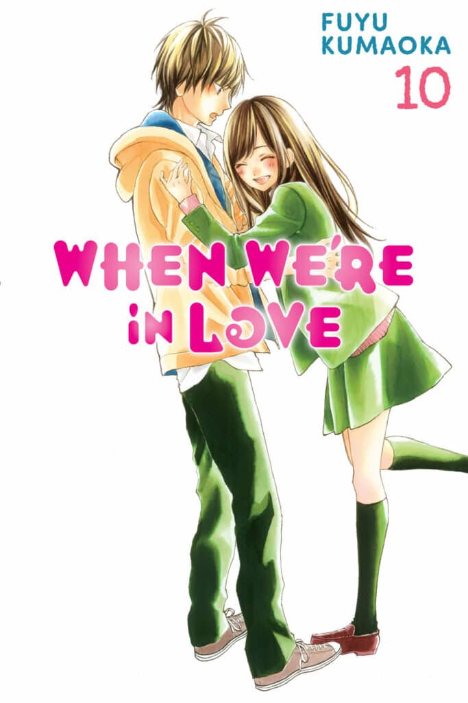 cover for When We're in Love, 10