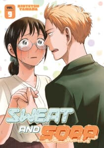 cover for Sweat and Soap, 9