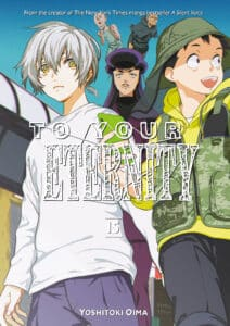 cover for To Your Eternity, 15