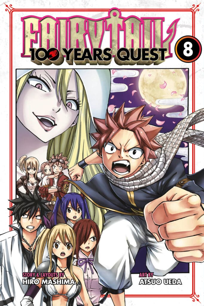 cover for FAIRY TAIL: 100 Years Quest, 8