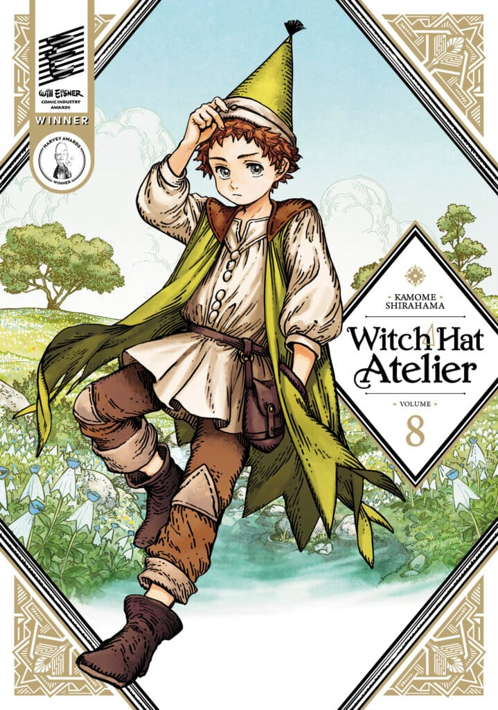 cover for Witch Hat Atelier, 8