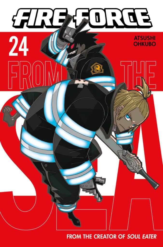 cover for Fire Force, 24