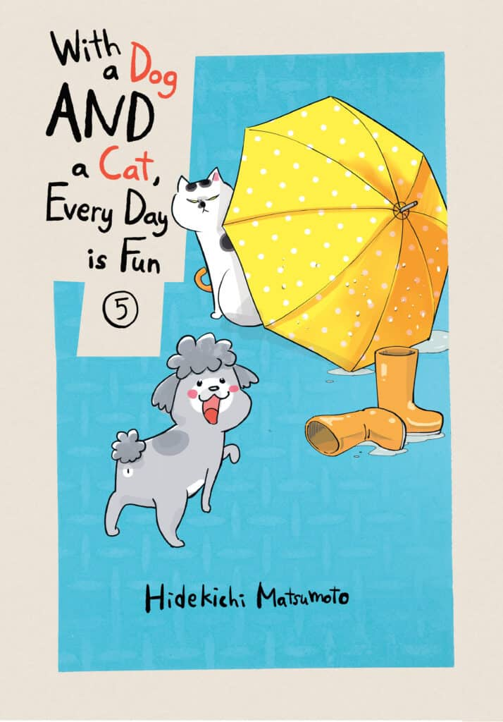 cover for With a Dog AND a Cat, Every Day is Fun, 5