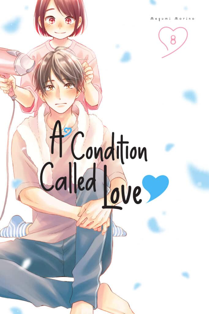 cover for A Condition Called Love, 8