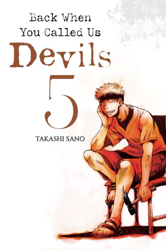 cover for Back When You Called Us Devils, 5