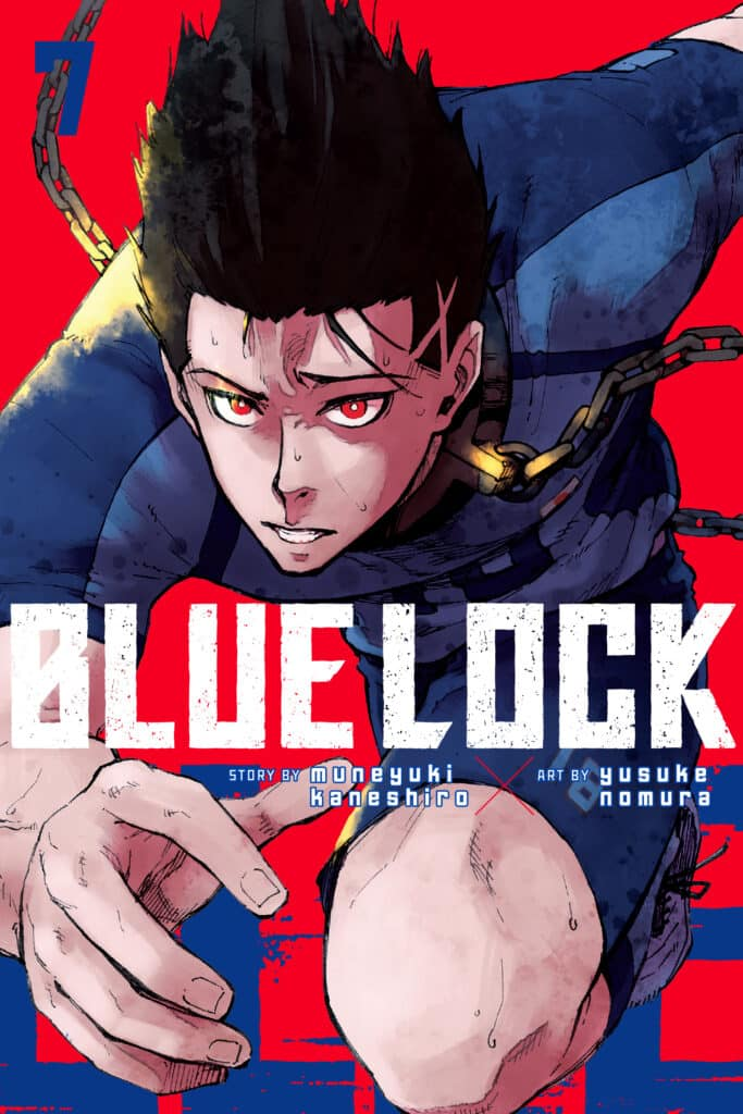cover for Blue Lock, 7