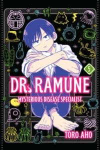 cover for Dr. Ramune -Mysterious Disease Specialist-, 5