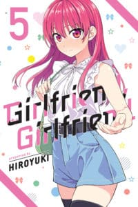cover for Girlfriend, Girlfriend, 5