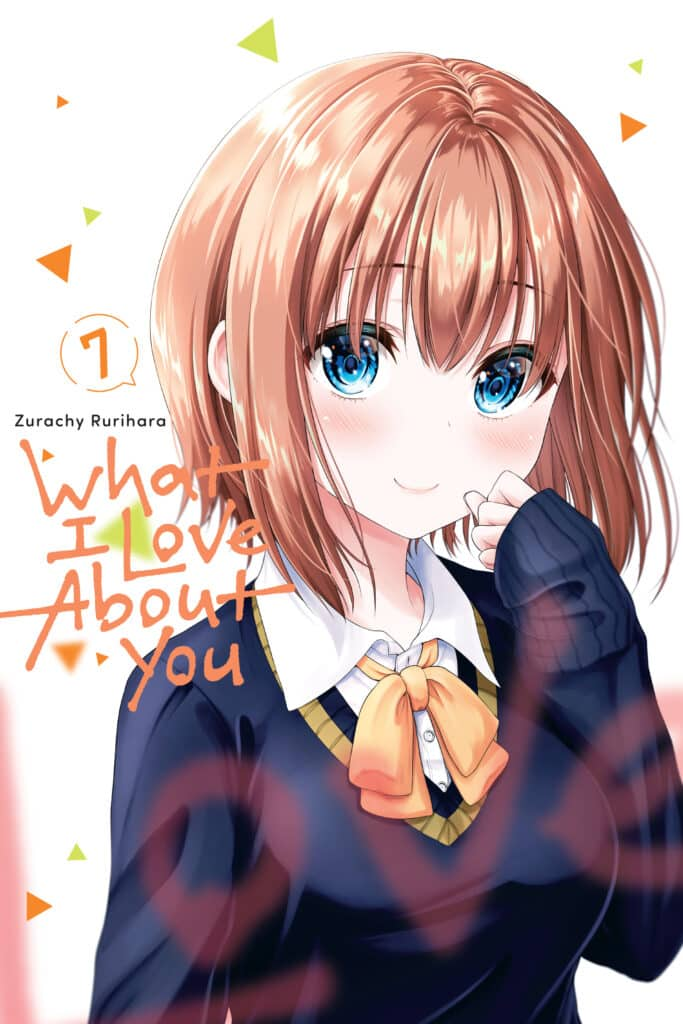 cover for What I Love About You, 7