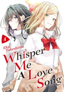 Cover for Whisper Me a Love Song, 4
