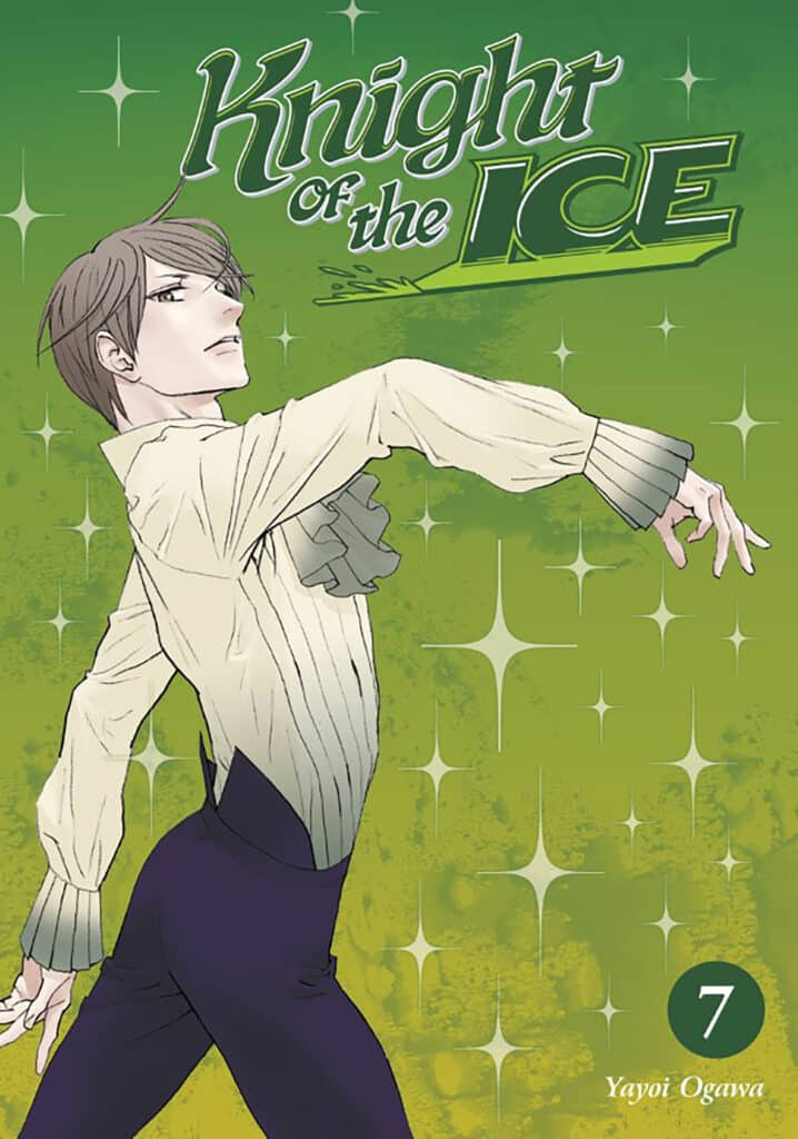 cover for Knight of the Ice, 7