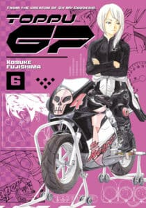 cover for Toppu GP, 6