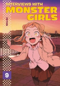 cover for Interviews with Monster Girls, 9