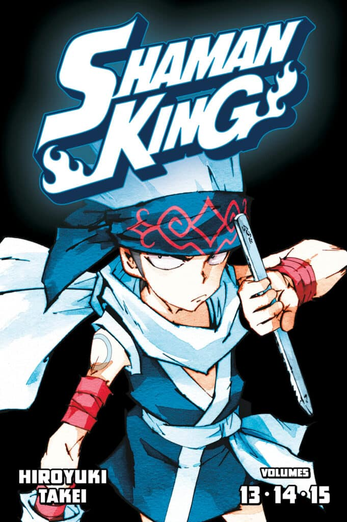 cover for SHAMAN KING Omnibus, 5
