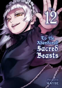 cover for To the Abandoned Sacred Beasts, 12